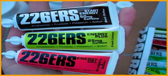 Geles energéticos | geles para correr - voyacorrer.com