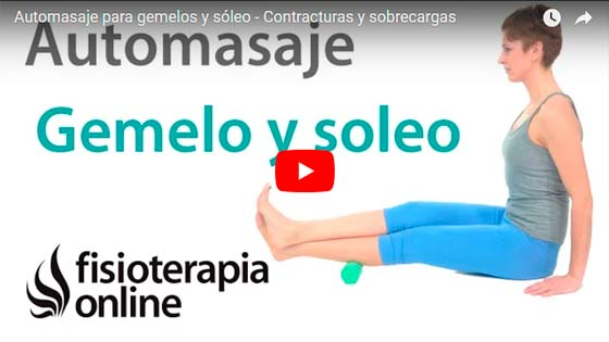 Dolor en el soleo video | voyacorrer.com