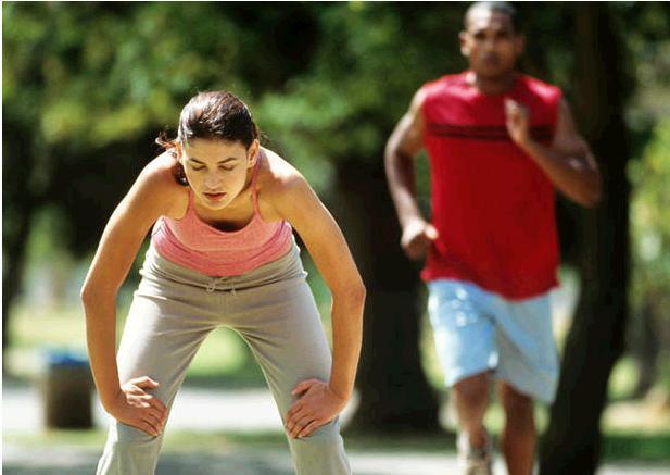 dolor abdominal al correr | voyacorrer.com