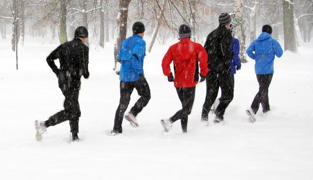 Correr en invierno con frio | Voyacorrer.com