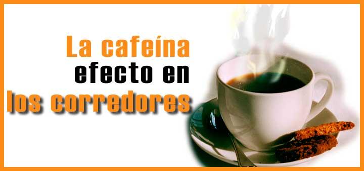 Cafeina para antes de correr. Tomar cafe antes de correr - voyacorrer.com