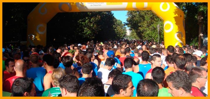 Preparar una media maraton - Madrid, Valencia, Malaga, Cordoba o Colombia