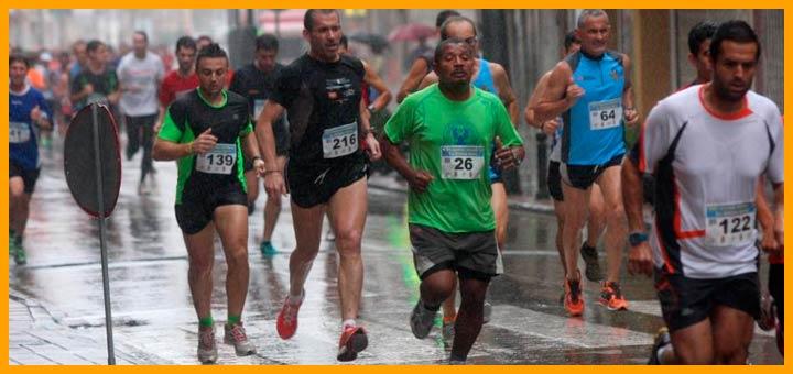 Como correr bajo la lluvia - [voyacorrer.com]