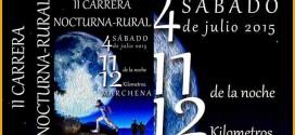 II Carrera Nocturna Rural de Marchena 2015