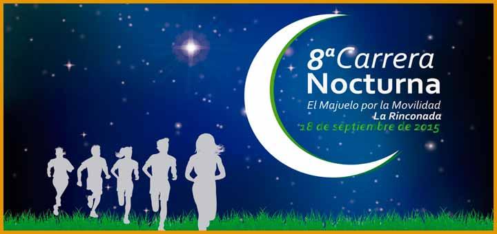 8ª Carrera Nocturna El Majuelo La Rinconada 2015 - voyacorrer.com