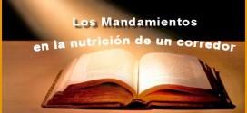 8 mandamientos en la nutricion de un corredor