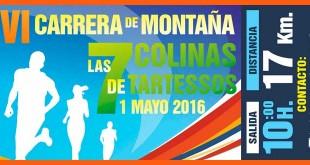 VI Carrera de Montaña las 7 Colinas de Tartessos en Camas Ed 2016 | voyacorrer.com
