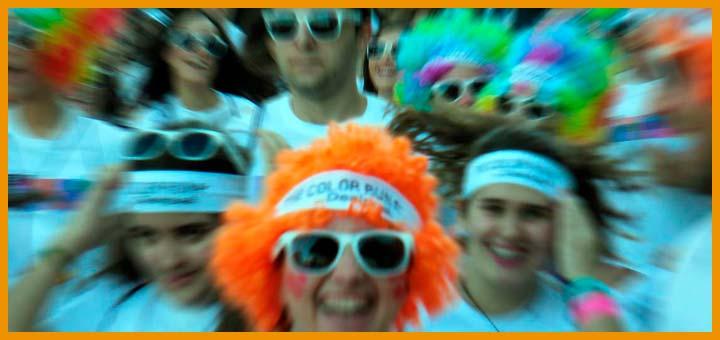The Color Run Sevilla 2017 - voyacorrer.com