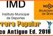 Carrera Popular IMD Casco Antiguo 2016 | voyacorrer.com