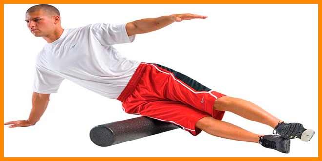 Foam Roller | Rodillo de masaje | voyacorrer.com