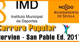 Carrera popular IMD Nervion San Pablo 2017 | voyacorrer.com