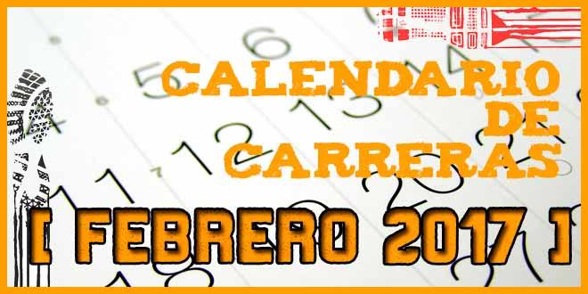 Carreras populares en Andalucía para Febrero 2017   voyacorrer.com