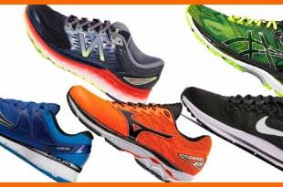 Mejores zapatillas running 2017 | voyacorrer.com