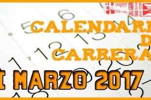 Carreras populares en Andalucía para Marzo 2017 | voyacorrer.com