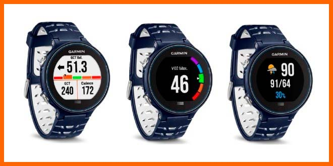Relojes con gps Garmin Forerunner 630 | voyacorrer.com