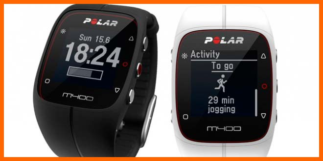 Relojes con gps Polar M400 | voyacorrer.com