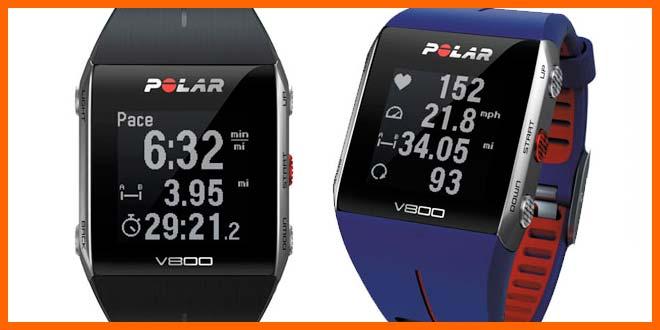 Relojes con gps Polar V800 | voyacorrer.com