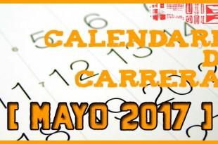 Carreras populares en Andalucía para Mayo 2017 | voyacorrer.com