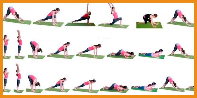 Yoga para corredores y ciclistas | voyacorrer.com