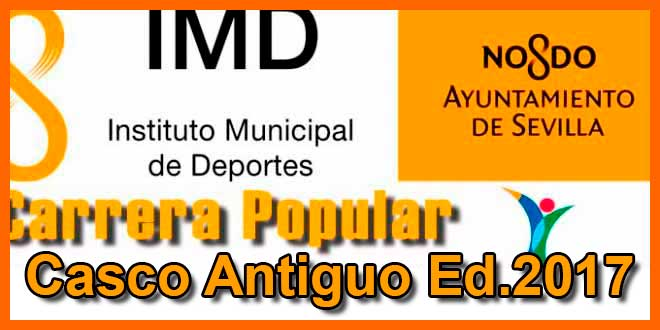 Carrera Popular IMD Casco Antiguo 2017