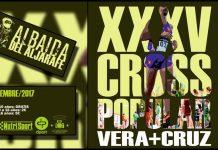 Cross popular vera cruz de Albaida del Aljarafe | voyacorrer.com