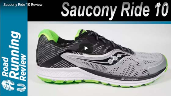 Saucony Ride 10 video en voyacorrer.com