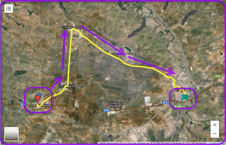 Carrera Popular Ruta Carlos III - voyacorrer.com