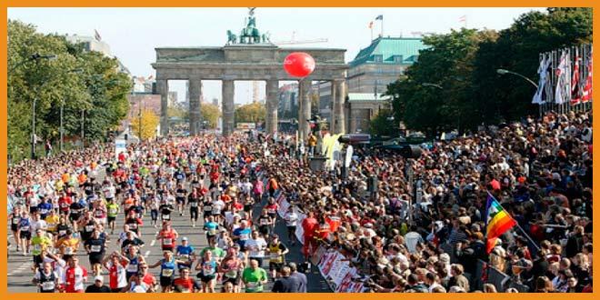 World Marathon Majors - Berlin Marathon en voyacorrer.com