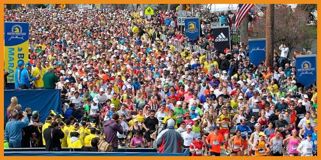 World Marathon Majors - Boston Marathon en voyacorrer.com