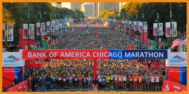 World Marathon Majors - Chicago Marathon en voyacorrer.com