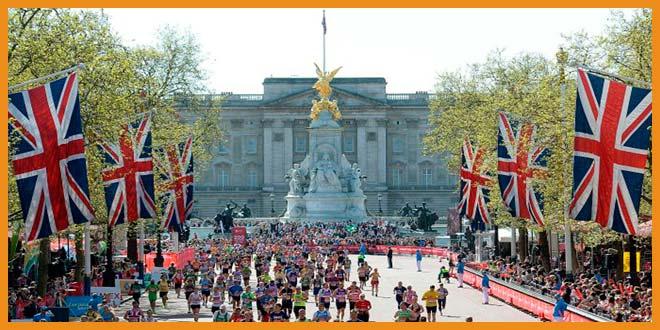 World Marathon Majors - London Marathon en voyacorrer.com