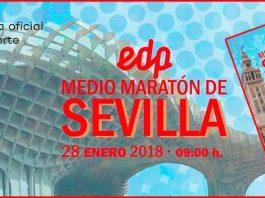 EDP Media Maraton de Sevilla 2018 | voyacorrer.com