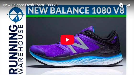 New Balance 1080 v8 video | voyacorrer.com