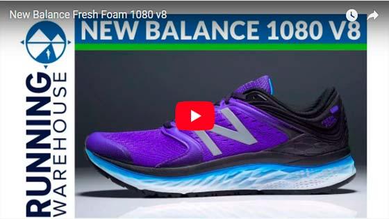 New Balance 1080 v8 video   voyacorrer.com