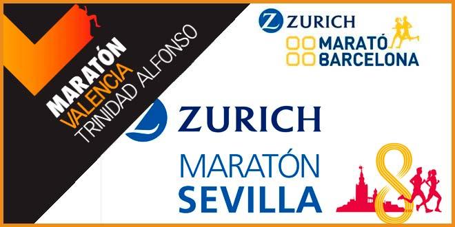 10 mejores maratones de España en voyacorrer.com