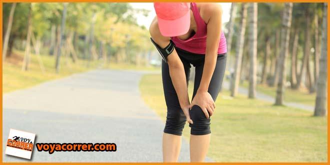 Desgaste del cartílago de rodilla | voyacorrer.com