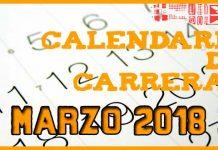 Carreras populares en Andalucía para Marzo 2018 | voyacorrer
