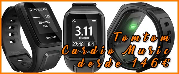 El mejor reloj para correr | reloj gps running