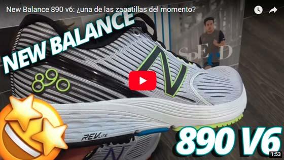 New Balance 890 v6 Edición 2018 - nb 890 v6 | voyacorrer.com