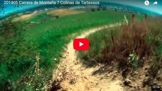 VIII carrera 7 colinas de tartessos | Voyacorrer.com